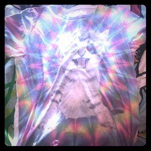 🖤Trippy Cat Tee🖤